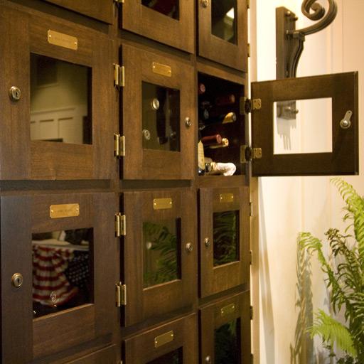 Wine Lockers Wine Racks Amp Wine Cellars By Grotto